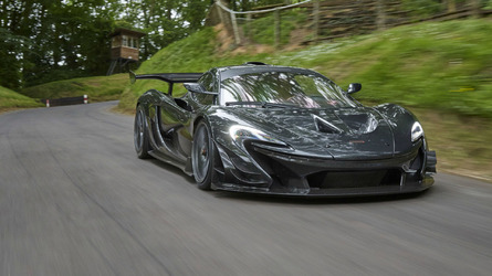 McLaren P15 In The Works As Brand's Most Extreme Road Car Ever?