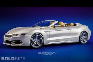 2013 BMW M9 Roadster Concept Is the Flagship BMW Should Build