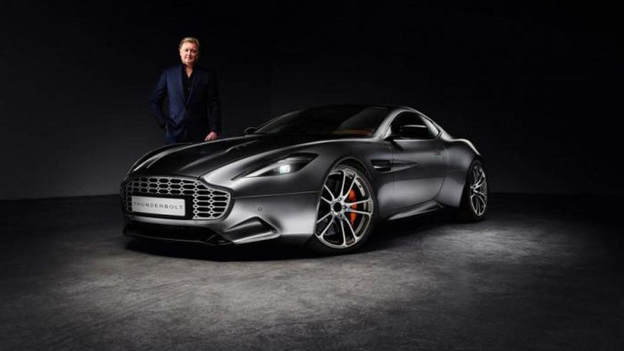 Aston Martin and Henrik Fisker settle their lawsuit over the Thunderbolt