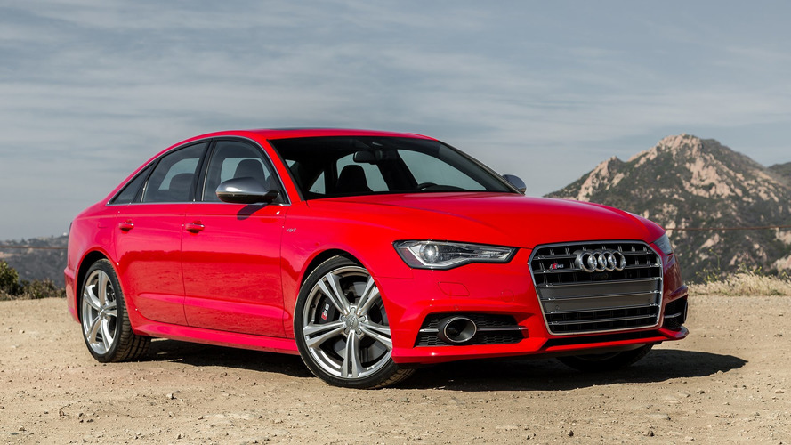 2017 Audi S6 Review Devour Freeways Without Breaking A Sweat