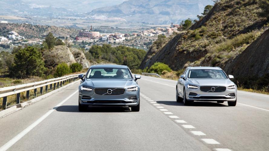 Essai Volvo S90 et V90 - Volvo contre-attaque