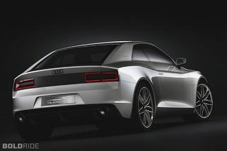 650-HP Audi Sport Quattro Rumored for Production
