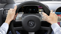 Continental gesture control concept keeps your hands on the wheel
