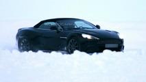 Aston Martin Vanquish Volante spy photo 07.02.2013 / Automedia