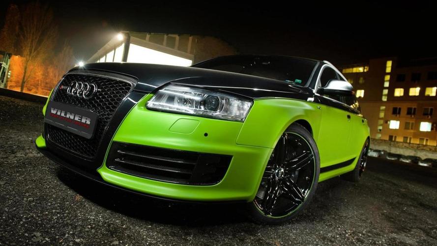 Audi RS6 Avant gets new look from Vilner