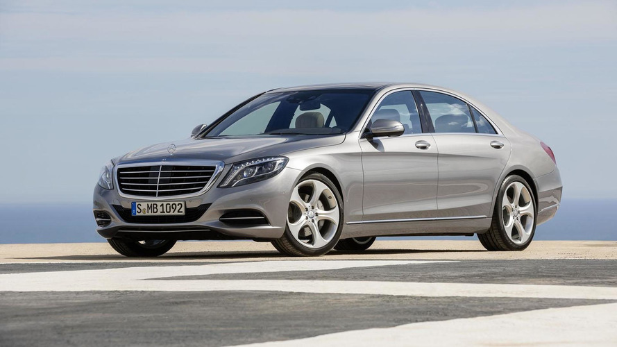 2014 Mercedes-Benz S-Class pricing announced (UK)