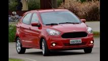 Ford divulga nova tabela com Ka acima dos R$ 40 mil e EcoSport mais barato
