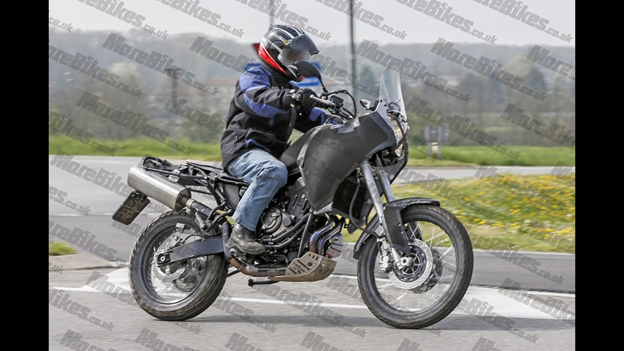 Yamaha vai encerrar produção da XT 660Z Ténéré em breve