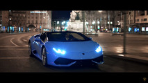 Lamborghini Huracan Promo Video