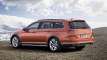 Volkswagen Passat Alltrack 2016 naranja