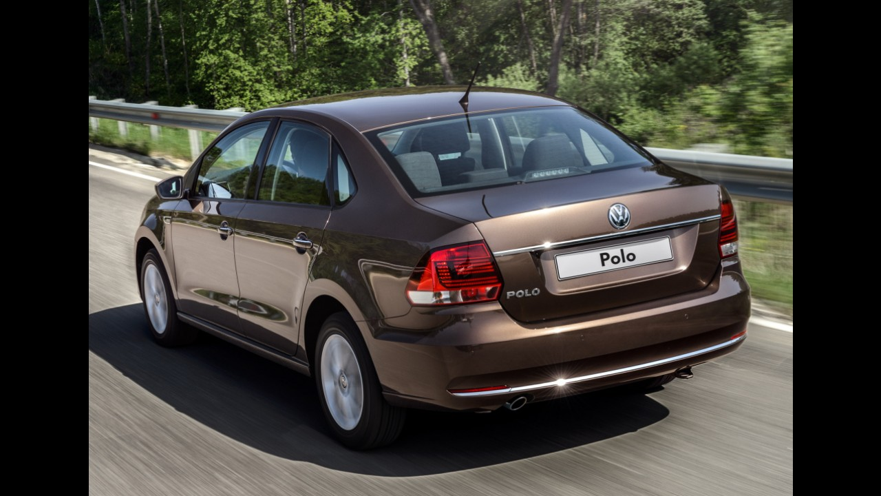 Volkswagen Ameo: marca divulga teaser e confirma nome do futuro sedã