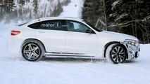 2018 Mercedes-AMG GLC 63 Coupe casus fotoğrafları