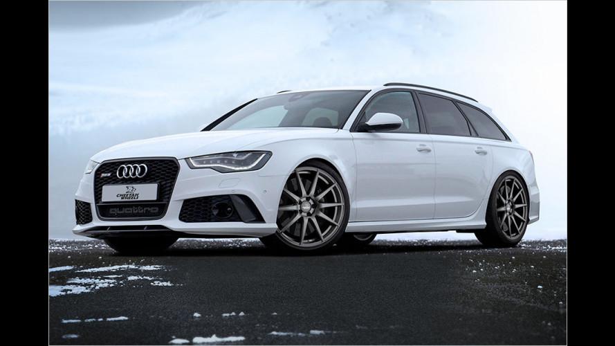 Räder für Audi-RS-Modelle