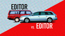 Editor vs Editor $10,000 Station Wagons