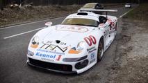 Street-Legal Porsche 911 GT1