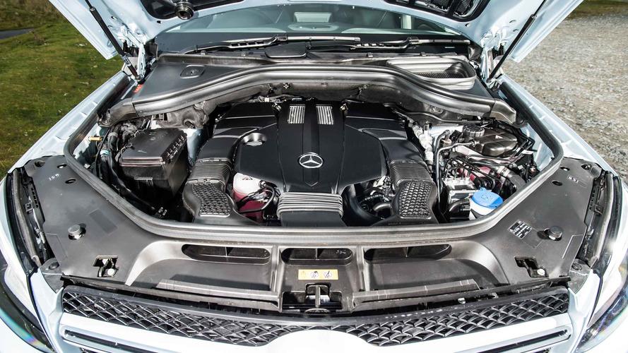 2017 Mercedes GLE