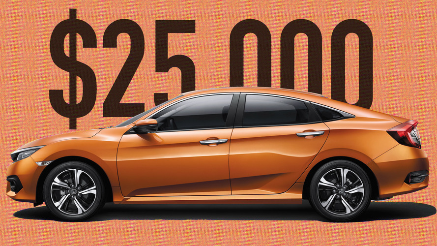 10 Best New Cars Under $25,000