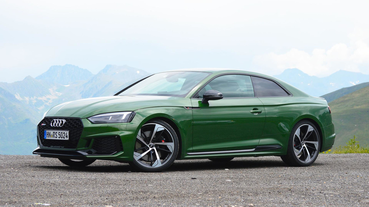 2018 audi rs5 coupe first drive fast on every road. Black Bedroom Furniture Sets. Home Design Ideas