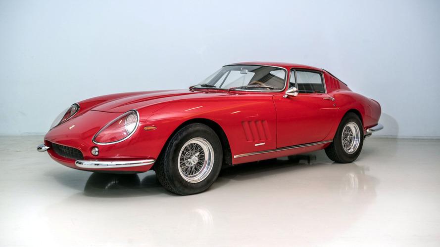 First Ferrari 275 GTB/4 Could Fetch $3.2M At Auction