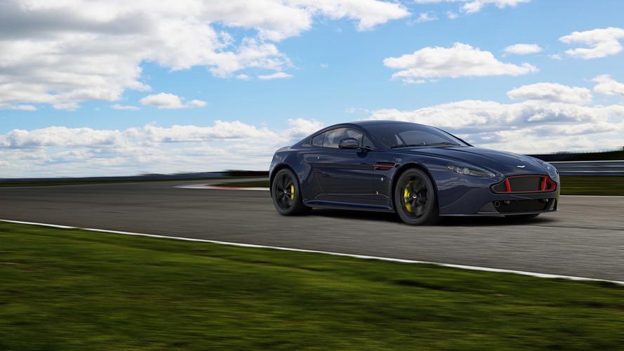 Aston Martin Vantage S Red Bull Racing Edition, el deportivo de Ricciardo y Verstappen