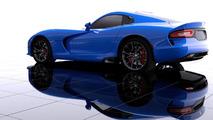 2014 SRT Viper Competition Blue 15.11.2013