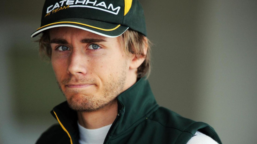 Pic admits 2014 Caterham seat not secure