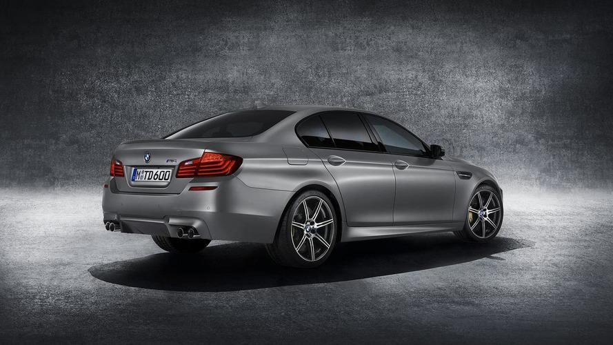 BMW M5 30 Jähre