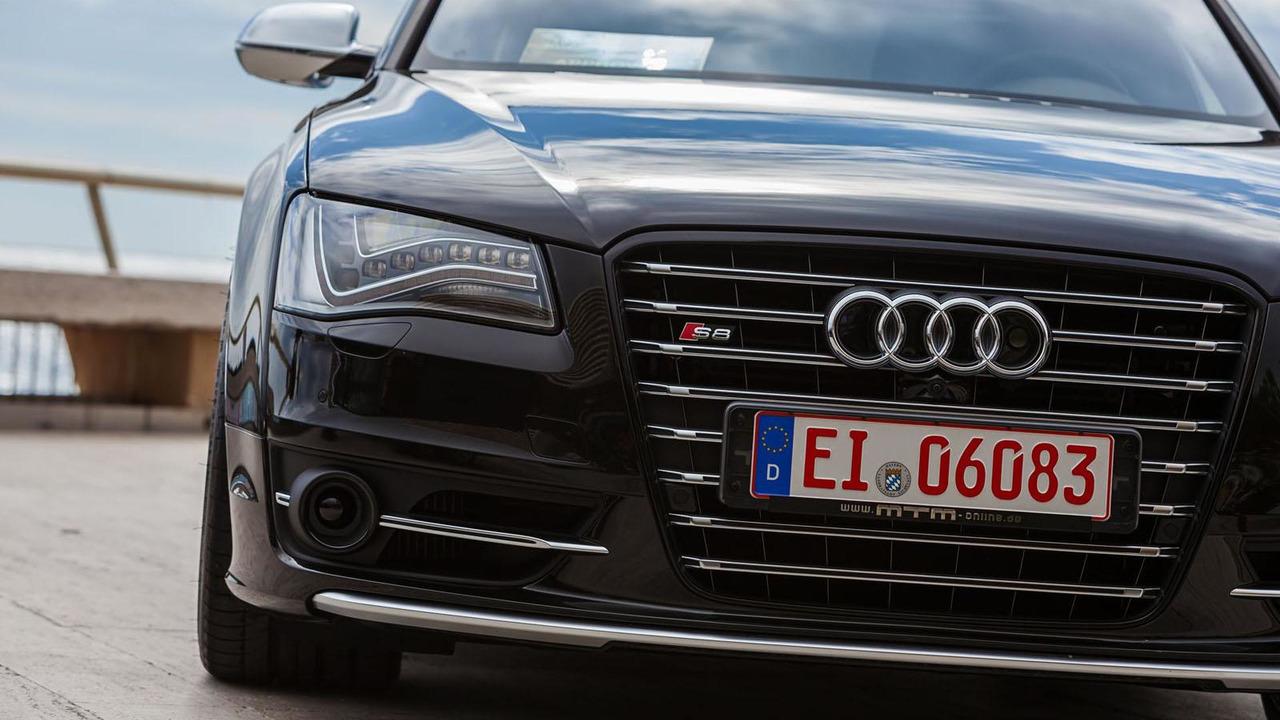 Audi S8 by MTM 17.9.2013