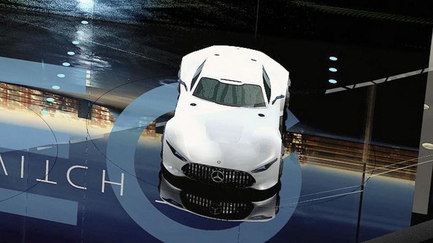 Bu gördüğümüz Mercedes Project-One mı?