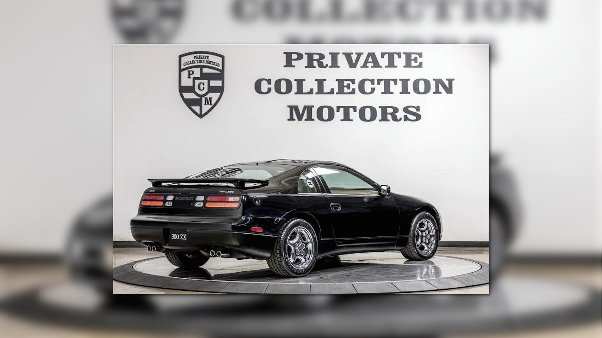 is this 1996 nissan 300zx turbo really worth $60,000?