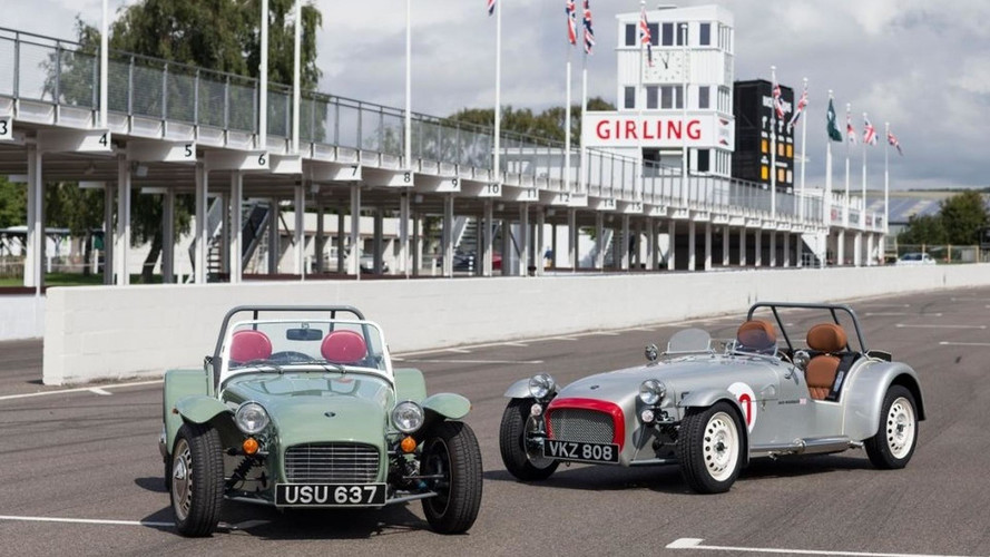 Caterham Seven SuperSprint Sells Out In Just Seven Hours