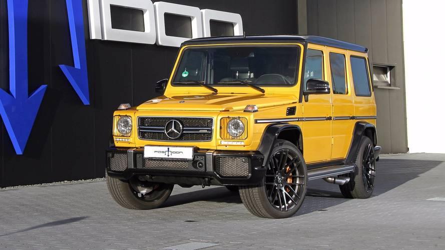 Mercedes-AMG G 63 por Posaidon: más prestaciones