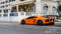 KVC - Lamborghini Aventador Liberty Walk