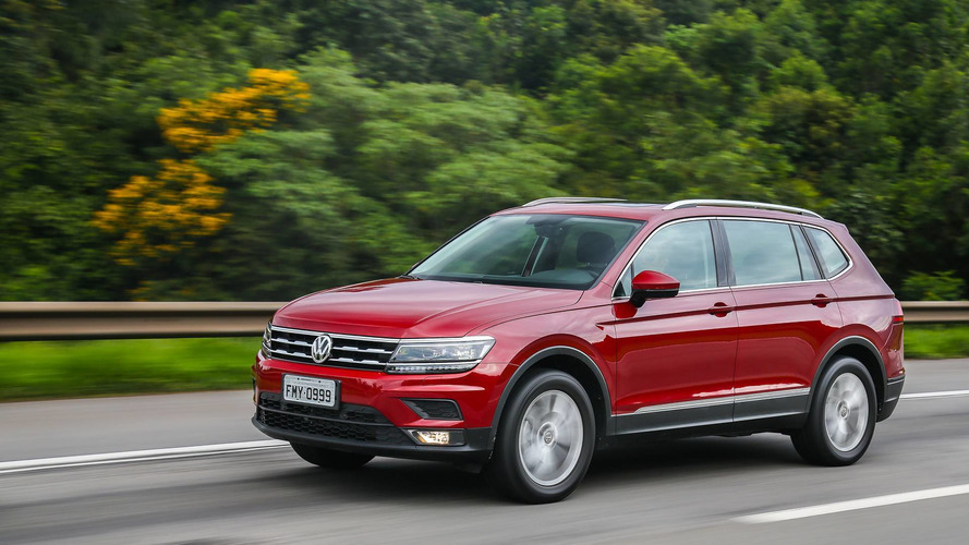 Recall: Volkswagen convoca Gol, Voyage, Up! e Tiguan Allspace