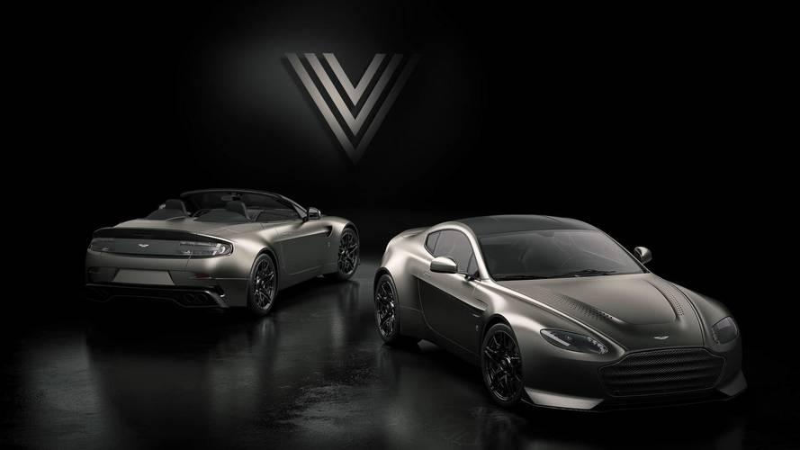 Aston Martin Vantage V600, tanta potenza per l'omaggio al