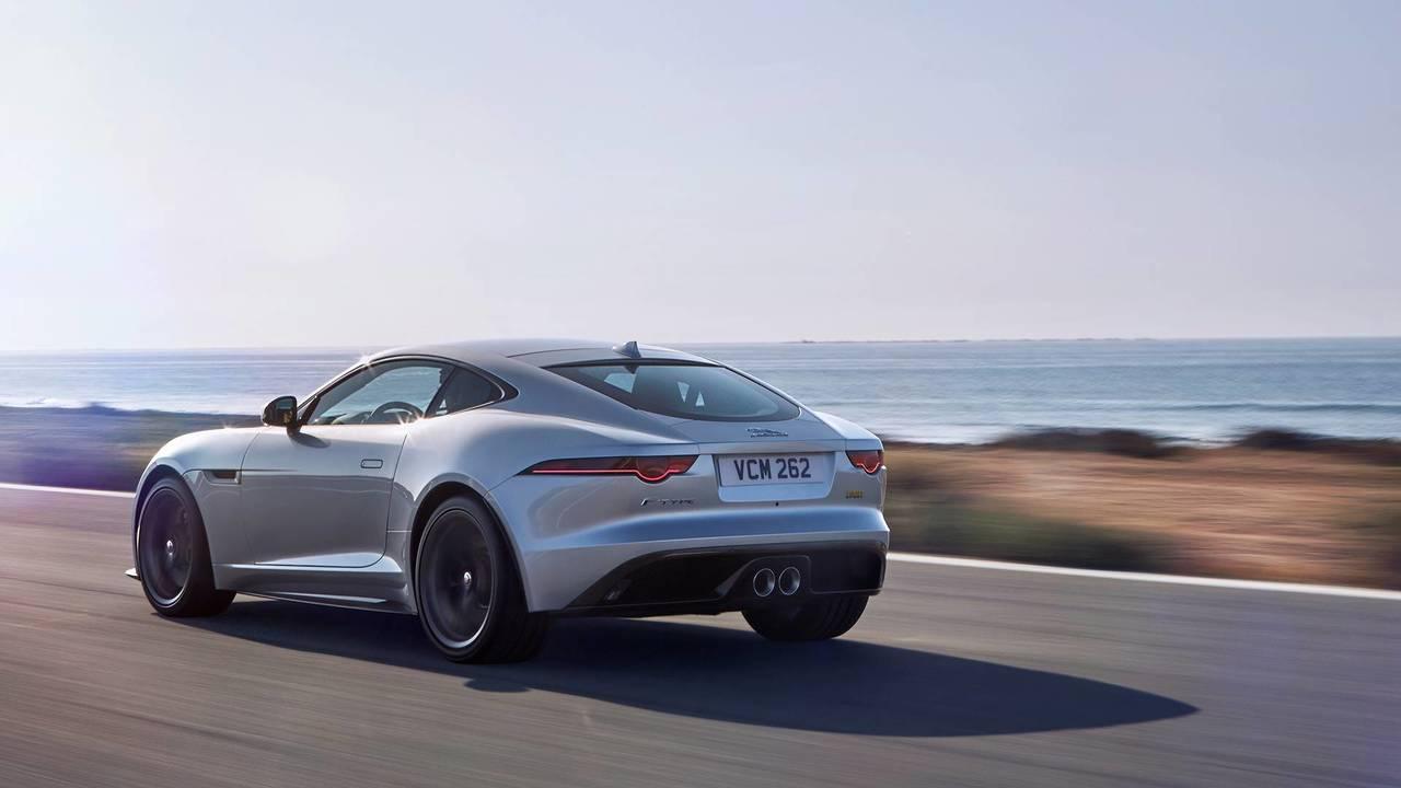 jaguar f type coupe manual transmission