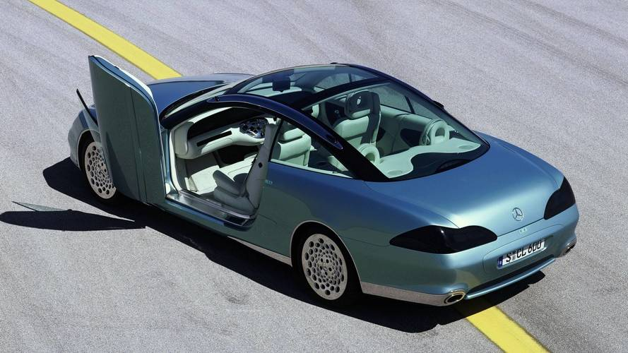 Unuttuğumuz Konseptler: 1996 Mercedes F200 Imagination
