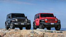 JL Jeep Wrangler European Specification