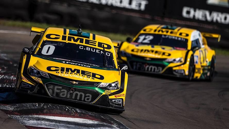 Chevrolet e Cimed - Stock Car 2018