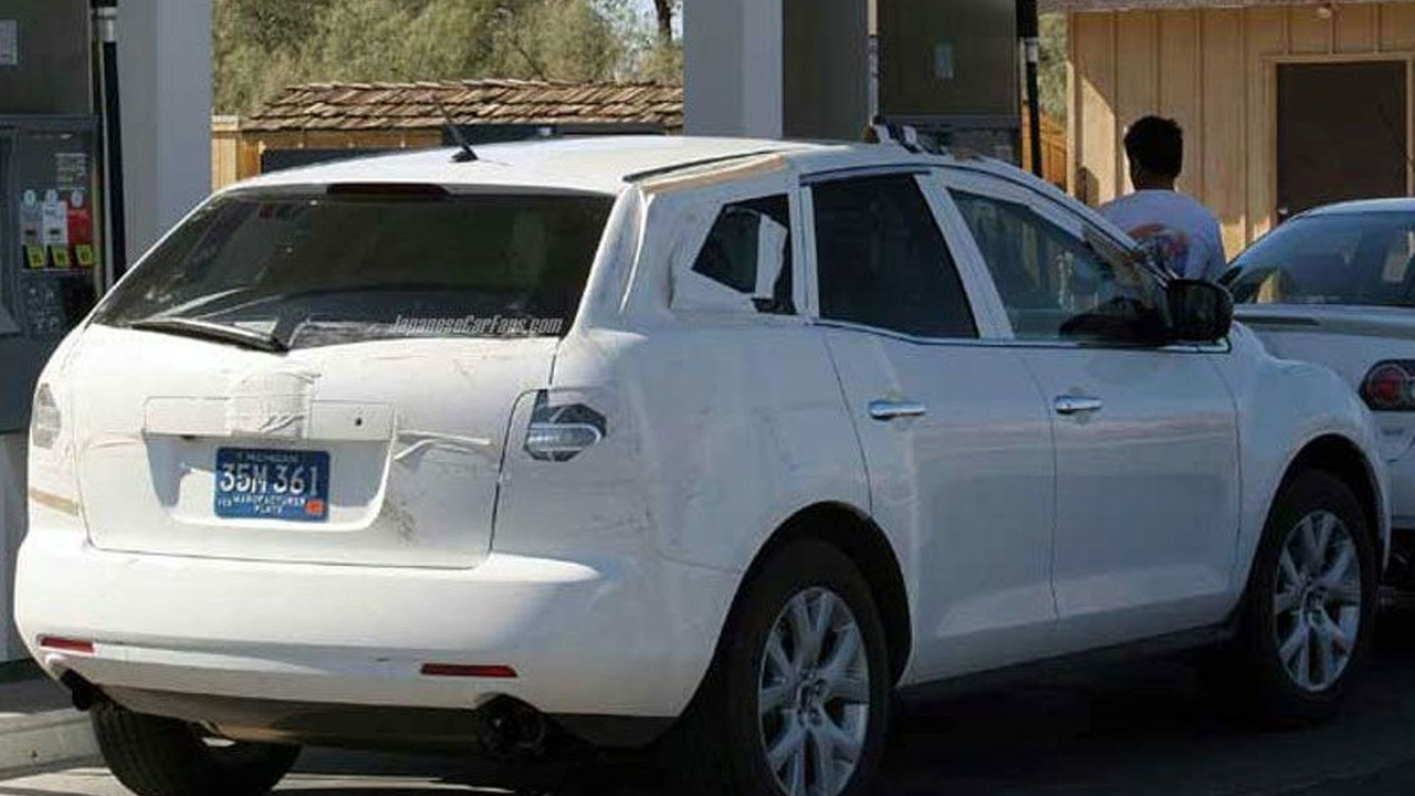 Mazda CX-7 Phy Photos