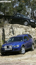 Holden Crewman Cross 6