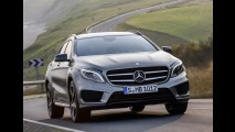 Mercedes confirma lançamento do GLA na Argentina em 2014