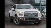 Ford lança nova geração da F-150 nos EUA pelo equivalente a R$ 60 mil