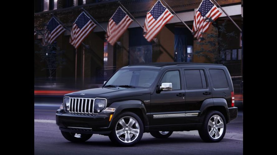 Chrysler prepara fábrica nos Estados Unidos para produzir um novo SUV