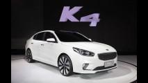 Salão de Pequim: Kia K4 tem motor 1.6 GDI e câmbio DCT de 7 marchas