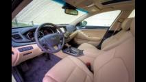 Salão de Detroit: Kia exibe Cadenza reestilizado em versão norte-americana