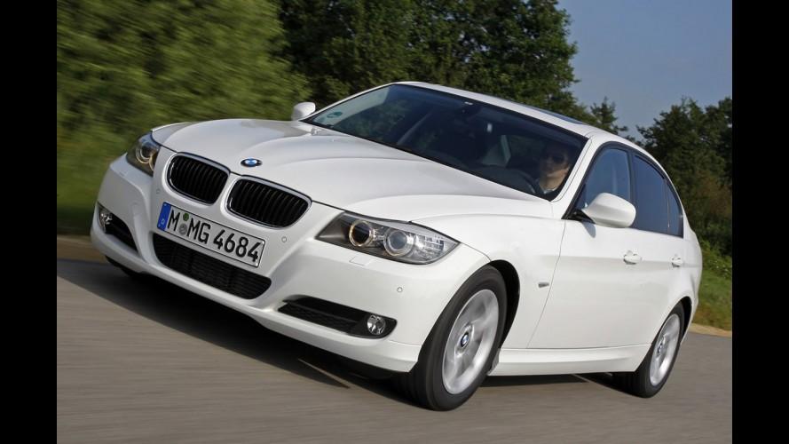 BMW 320d EfficientDynamics 2.0 Turbodiesel tem consumo de 24,3 km/l - Veja galeria de fotos
