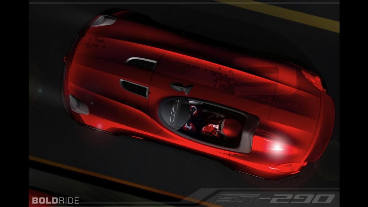 Pontiac Solstice SD-290 Concept