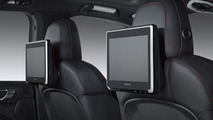 Porsche Exclusive rear seat entertainment system for Macan, Cayenne and Panamera