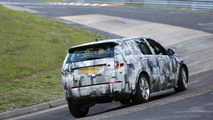 Land Rover Discovery Sport spy photo